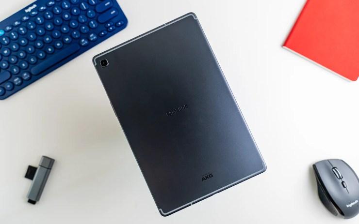 Samsung Galaxy Tab S5e build quality