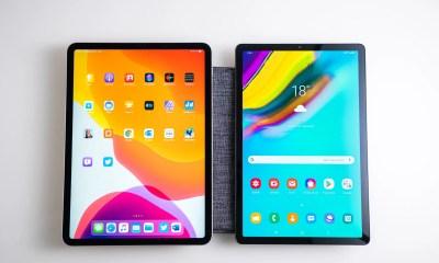 Samsung Galaxy Tab S5e vs. iPad Pro Comparison