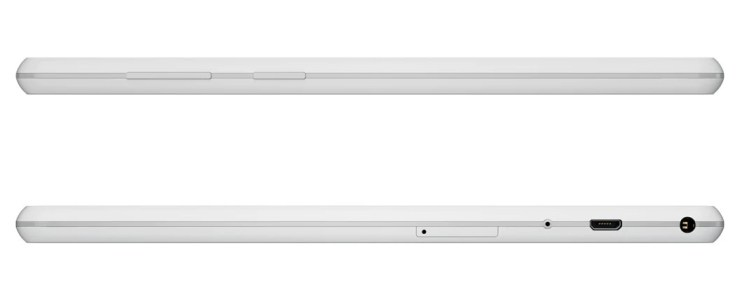 Lenovo Tab M10 HD ports