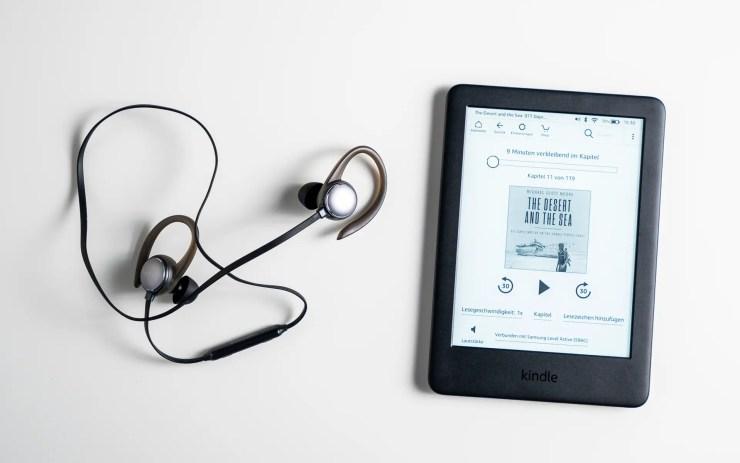 Amazon Kindle Audiobooks