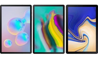 Samsung Galaxy Tab S6 vs S5e vs S4 Comparison Photo