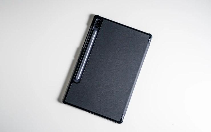 Samsung Galaxy Tab S6 with ELTD case