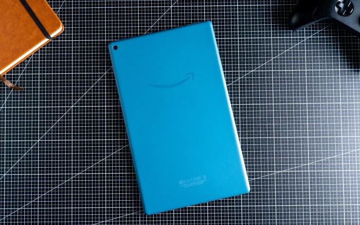 Amazon Fire HD 10 Design