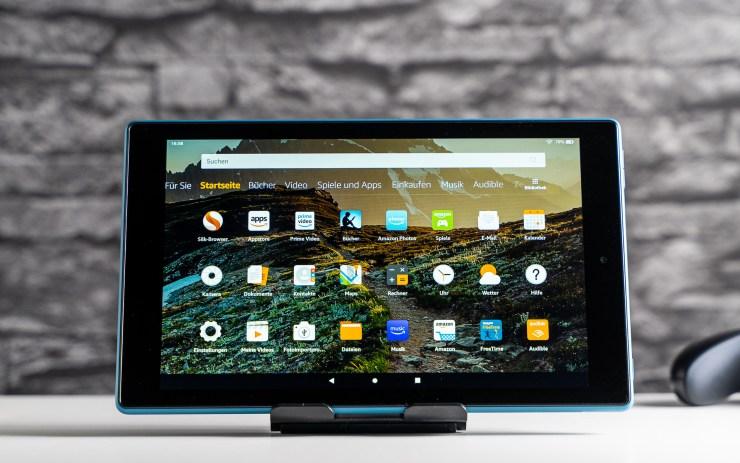 Amazon Fire HD 10 tested