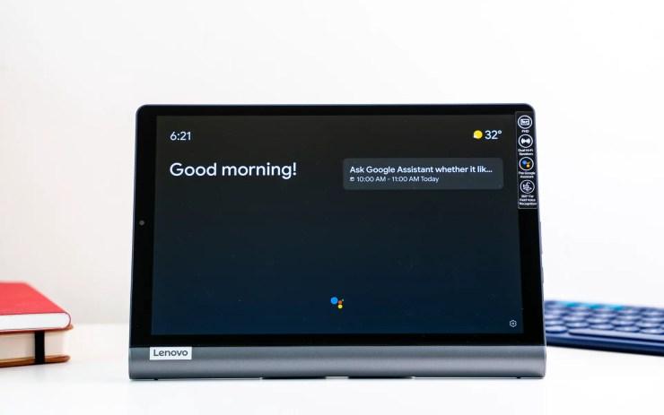 Lenovo Yoga Smart Tab with Google Assistent