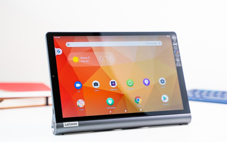 Lenovo Yoga Smart Tab review