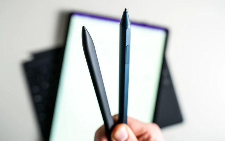 Surface Pen vs Slim Pen