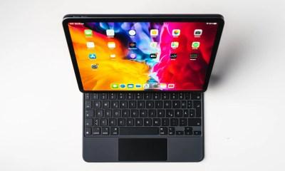 Apple Magic Keyboard test