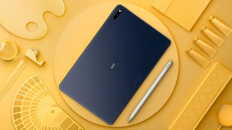 Huawei MatePad 10.4 Design
