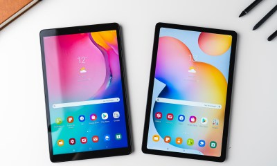 Samsung Galaxy Tab S6 Lite VS Tab A 10 Comparison