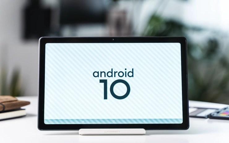 Samsung Galaxy Tab A7 Android 10
