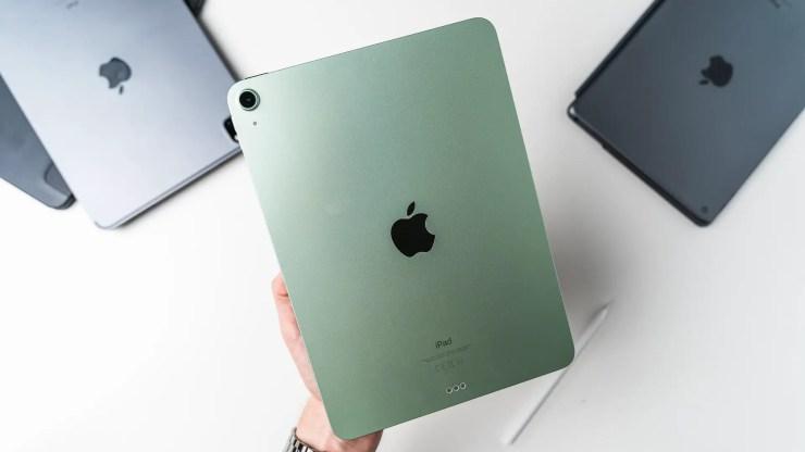 Apple iPad Air 4 tested