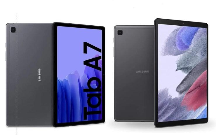 Samsung Galaxy Tab A7 vs. Galaxy Tab A7 Lite