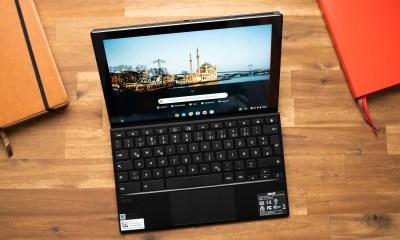 ASUS Chromebook CM3 test