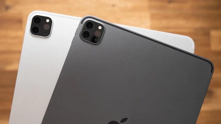 Apple iPad Pro M1 camera