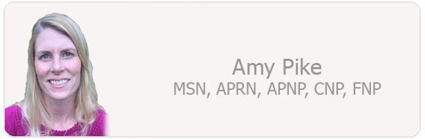 Amy Pike