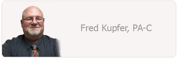 Fred Kupfer, PA-C