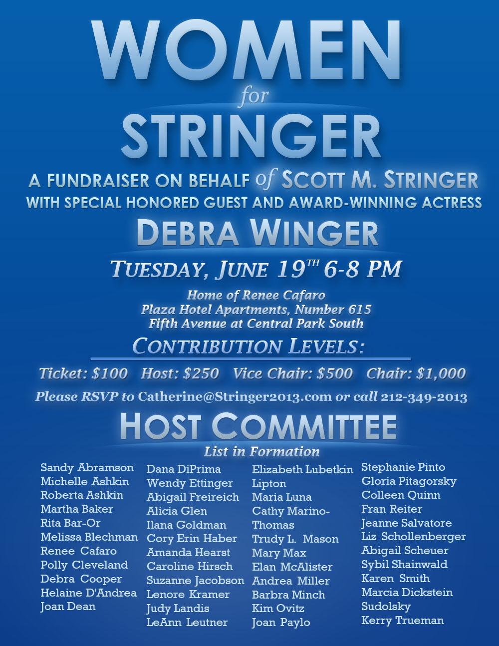 Women for Stringer