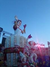Nice Carnaval 2014 Place Masséna