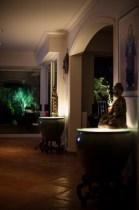 Livingroom by night