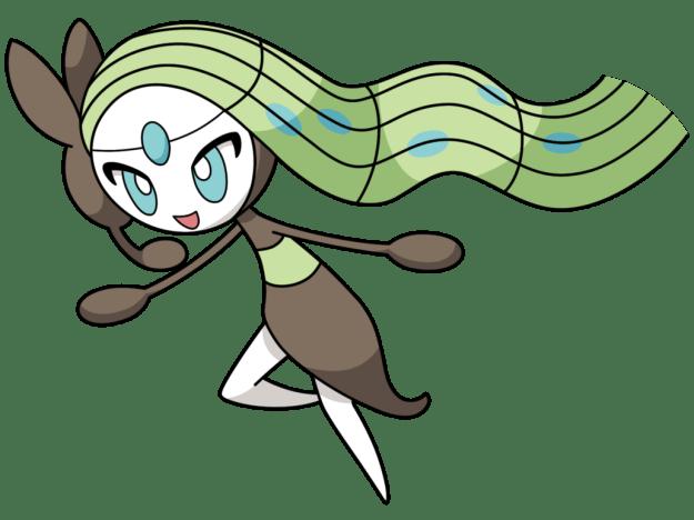 meloetta-green