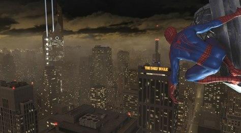 the_amazing_spider_man_2_night_city
