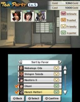 Samurai_warriors_screenshot_tea_party