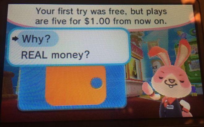 Nintendo Badge Arcade Micro-Transactions 1