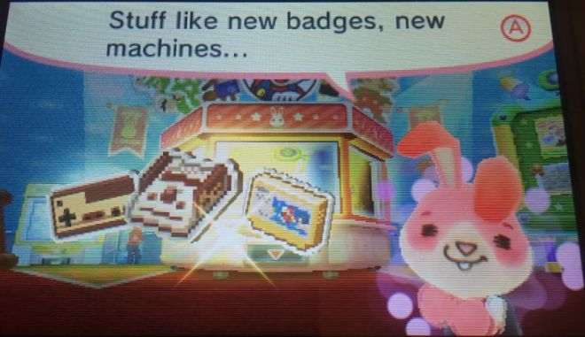 Nintendo Badge Arcade Micro-Transactions 11