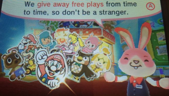 Nintendo Badge Arcade Micro-Transactions 14