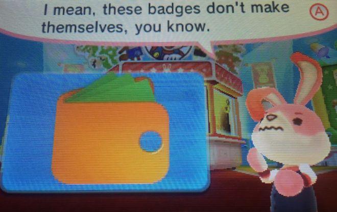 Nintendo Badge Arcade Micro-Transactions 4