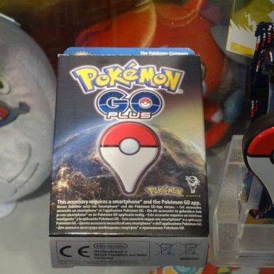 Pokémon GO Plus Packaging