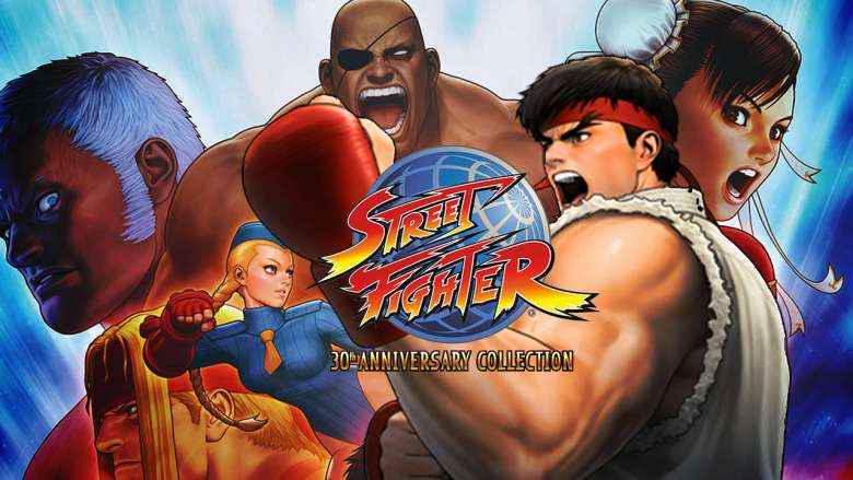 street_fighter_collection
