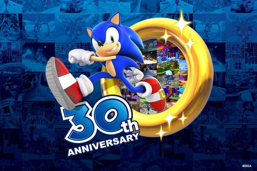 Sonic Anniversaire