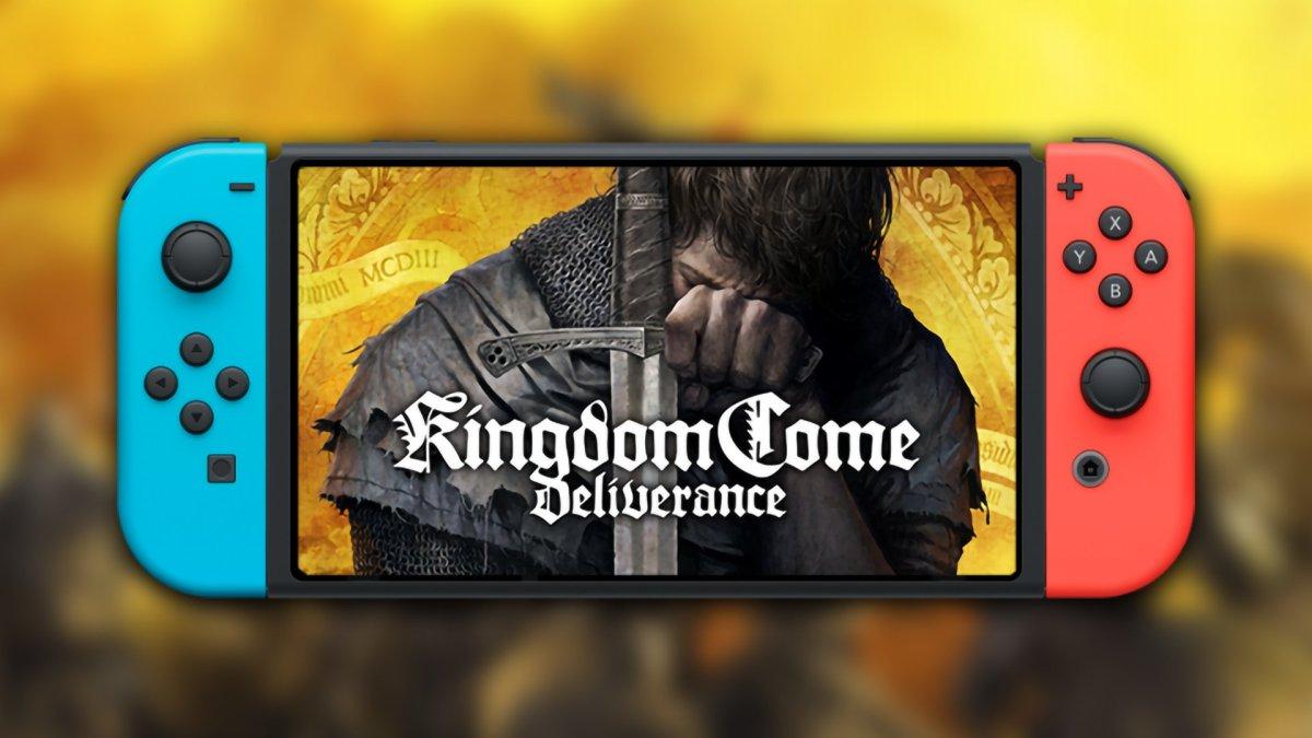 Kingdom Come: Deliverance announced for Nintendo Switch