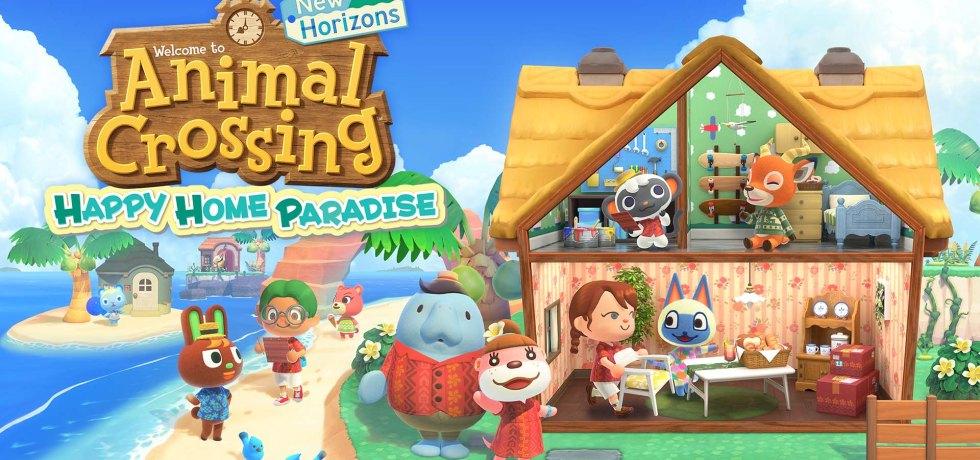 animal crossing new horizons DLC