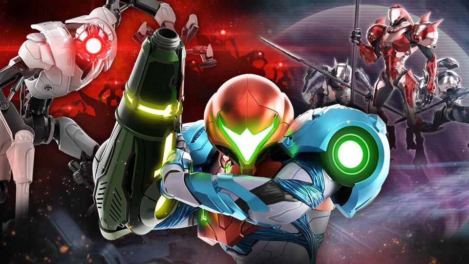Metroid Dread smash spirit event