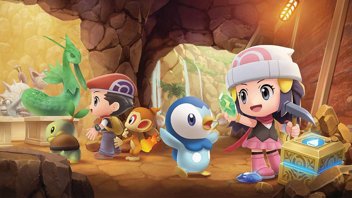 Pokemon diamond pearl switch
