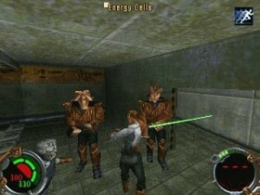 Dark Forces 2 screenshot