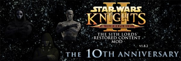Knights of the Old Republic II The Sith Lords