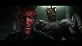 Clone Wars Season 5 Maul Arc