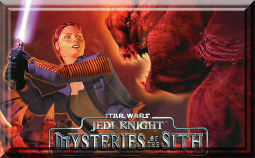 Mysteries of the Sith cover