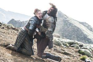 Sandor vs Brienne