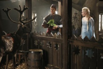Once Upon a Time Frozen