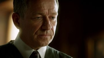 Alfred Confronts Bruce
