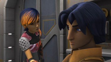 Gathering Forces, Star Wars Rebels