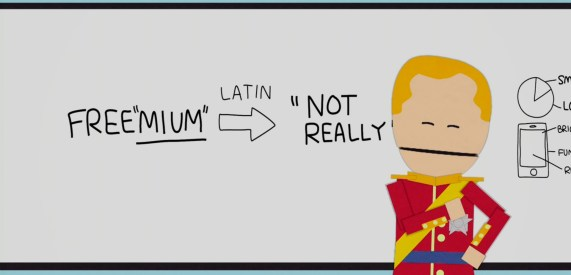 Mium is latin for not really