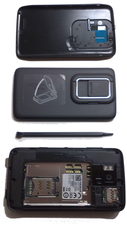 n900 inside