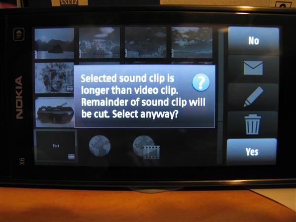 Insert Sound Clip