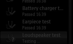 Loudspeaker Test